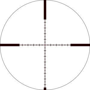 Vortex Diamondback Tactical 4-12x40 VMR- 1MOA Riflescope